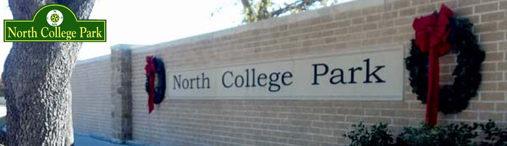 North College Park Neighborhood Association
